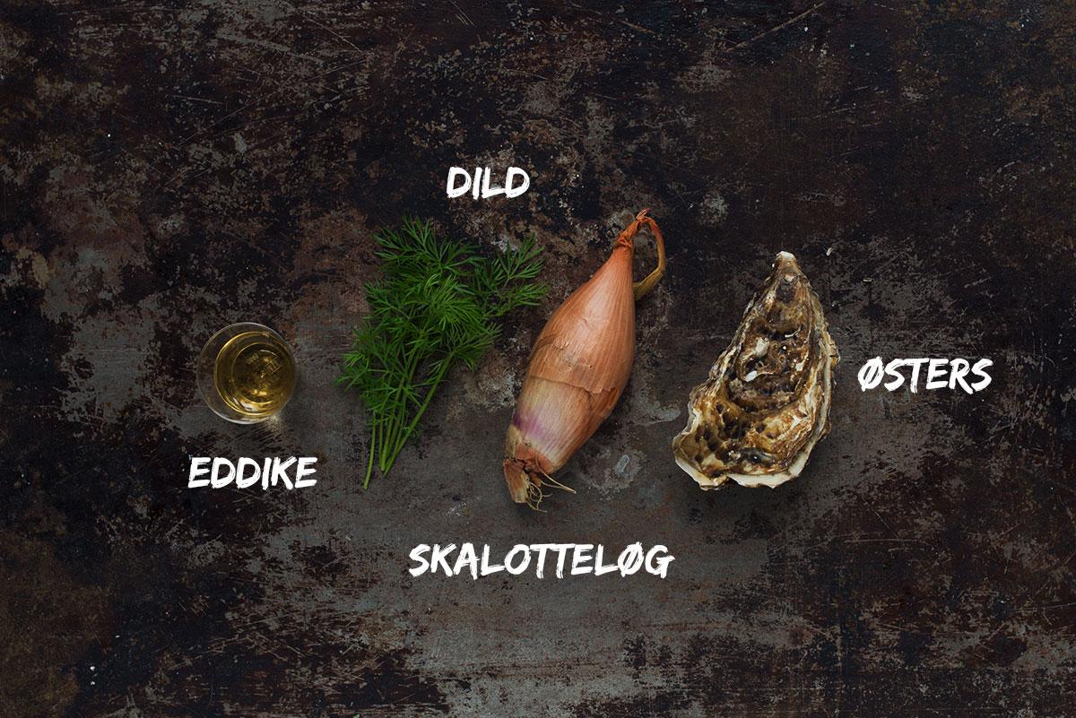 Opskrift: Østers | Frk. Kræsen