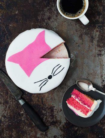 Opskrift: Pussyhat-kagen | Frk. Kræsen
