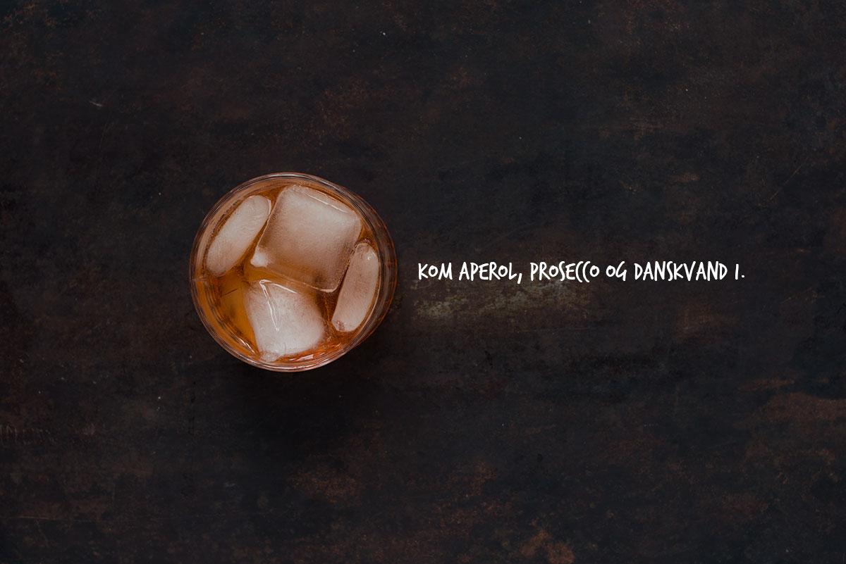 Opskrift: Aperol spritz   Frk. Kræsen