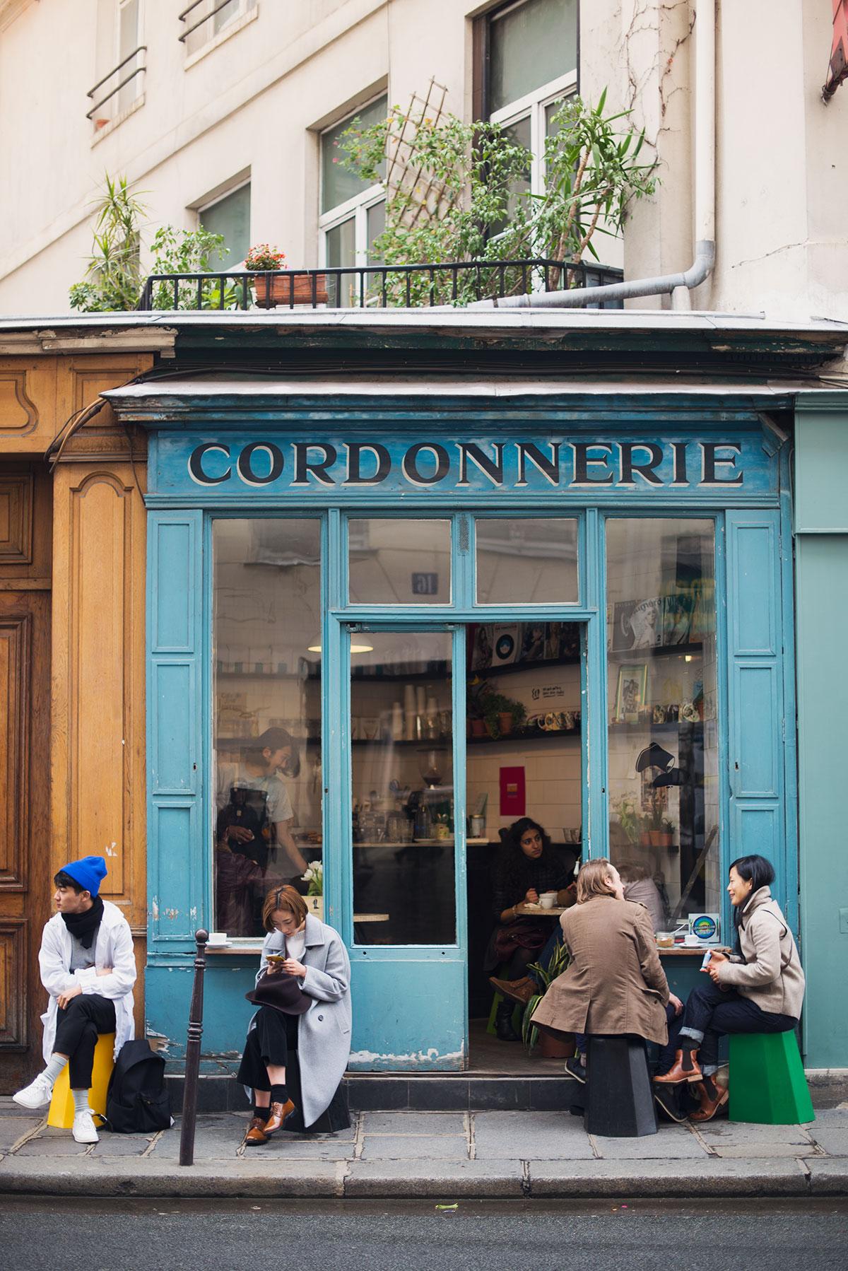 Drømme om Paris | Frk. Kræsen