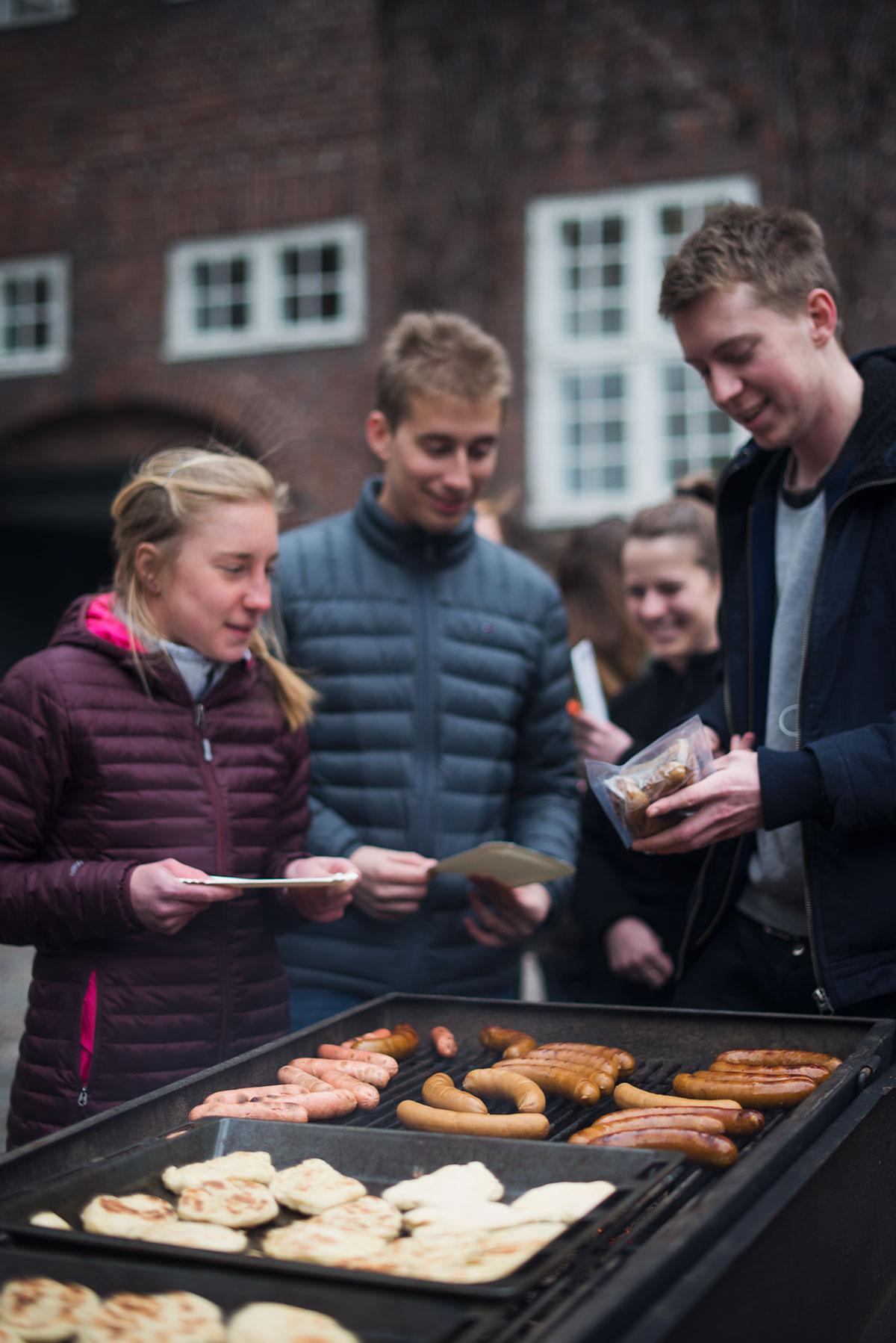 Tilbehør til hotdogs | Frk. Kræsen