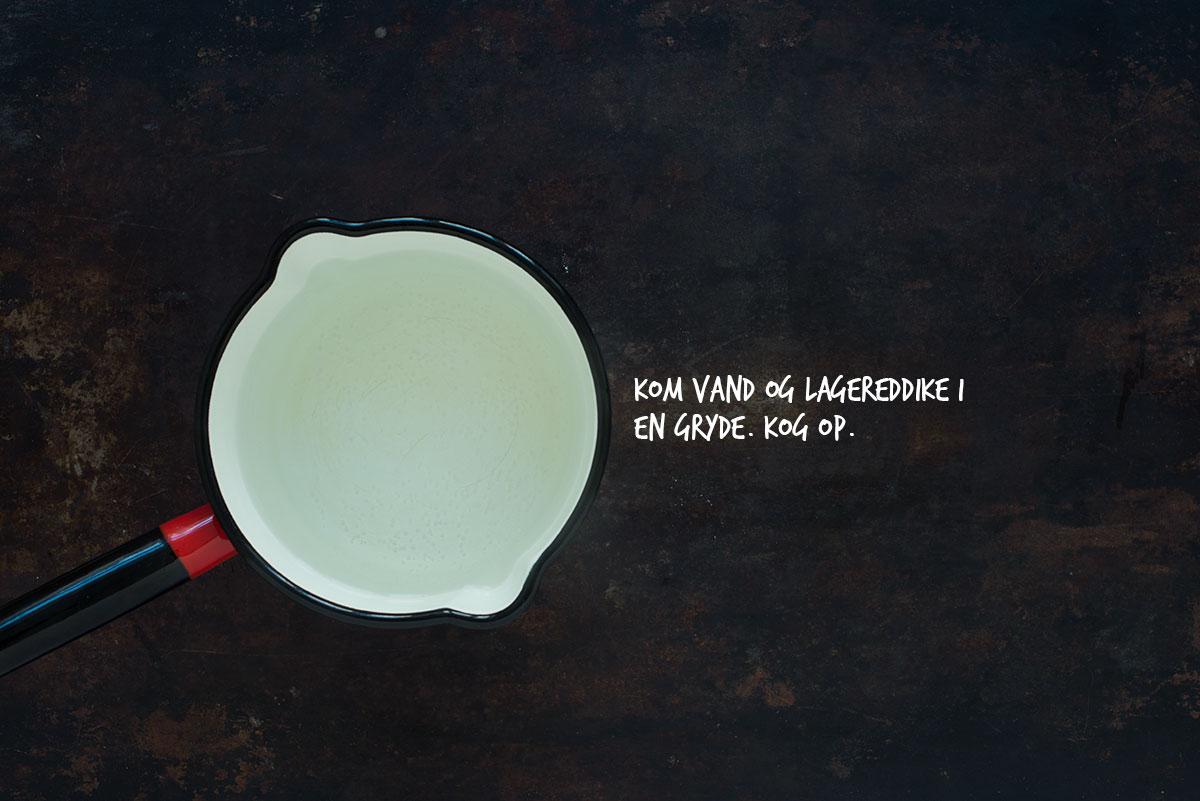 Opskrift: Asparges fritter og pocheret æg | Frk. Kræsen