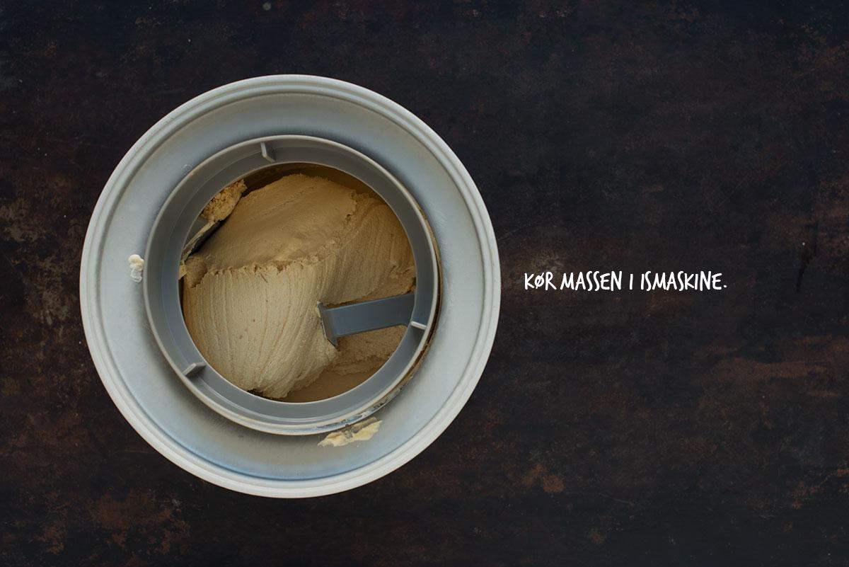 Opskrift: Peanutbutter-is | Frk. Kræsen