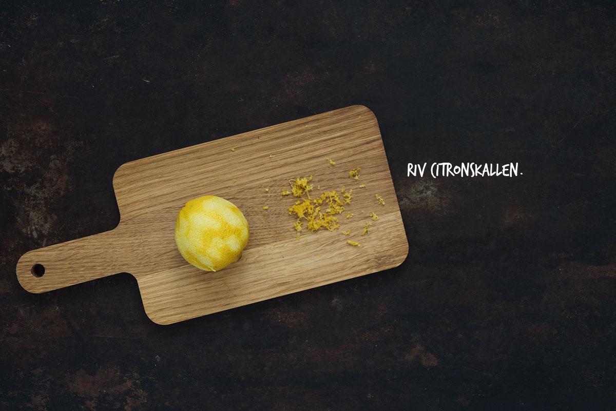 Opskrift: Kryddersmør med dild og citron | Frk. Kræsen