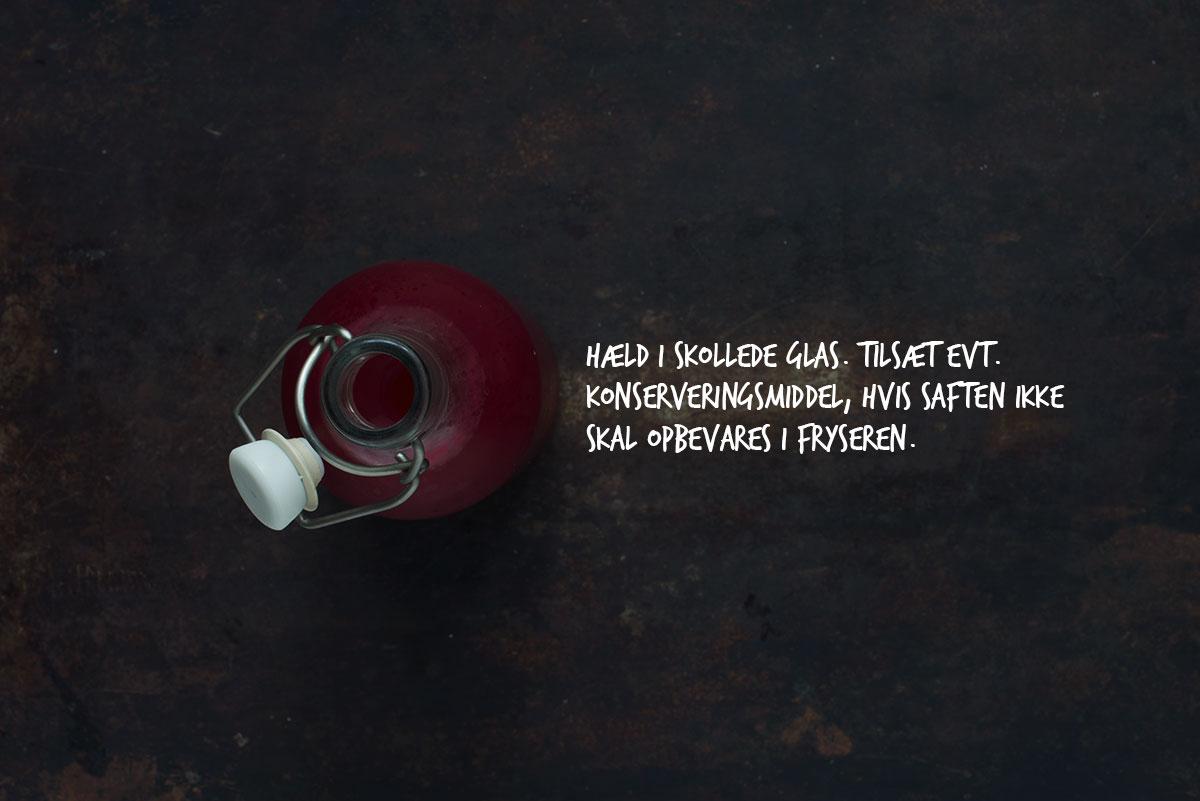 Opskrift: Ribssaft | Frk. Kræsen