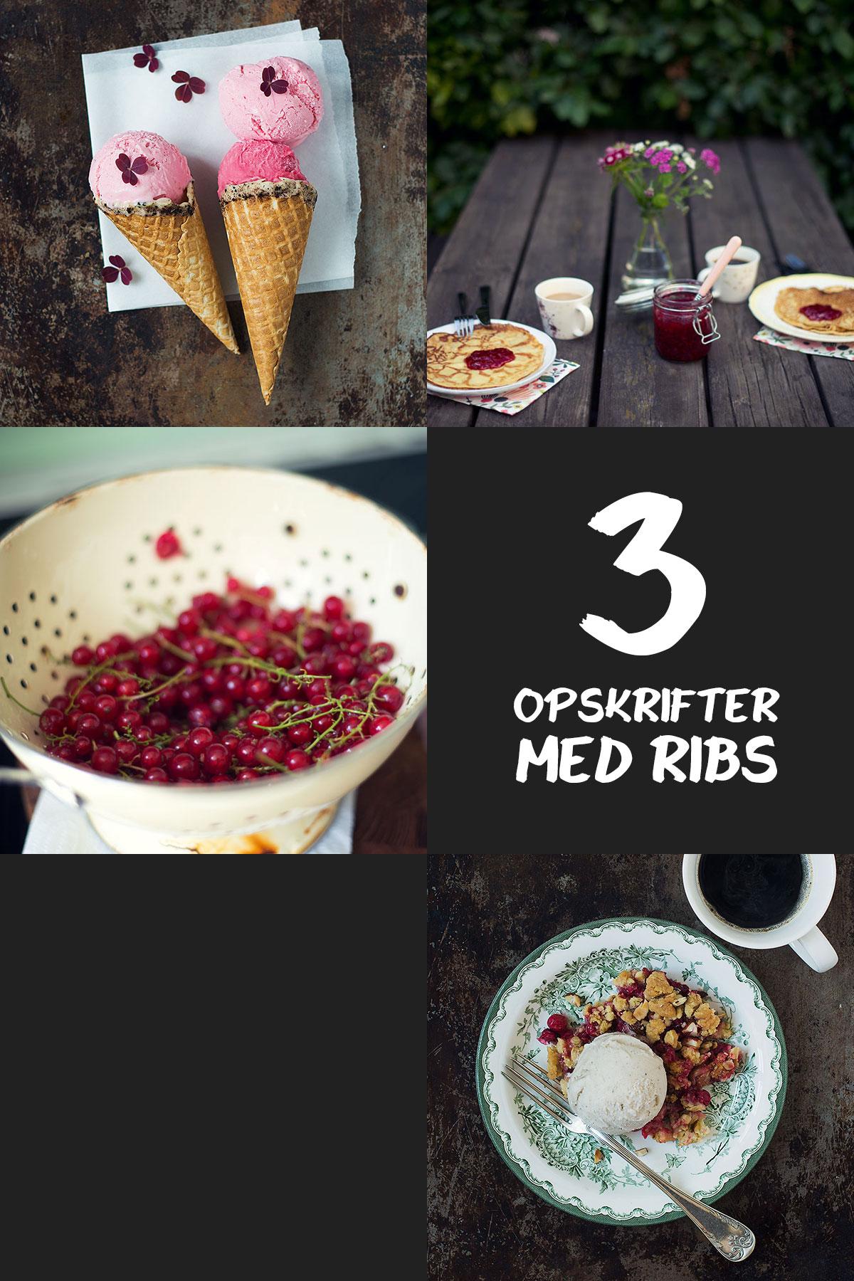 3 opskrifter med ribs | Frk. Kræsen