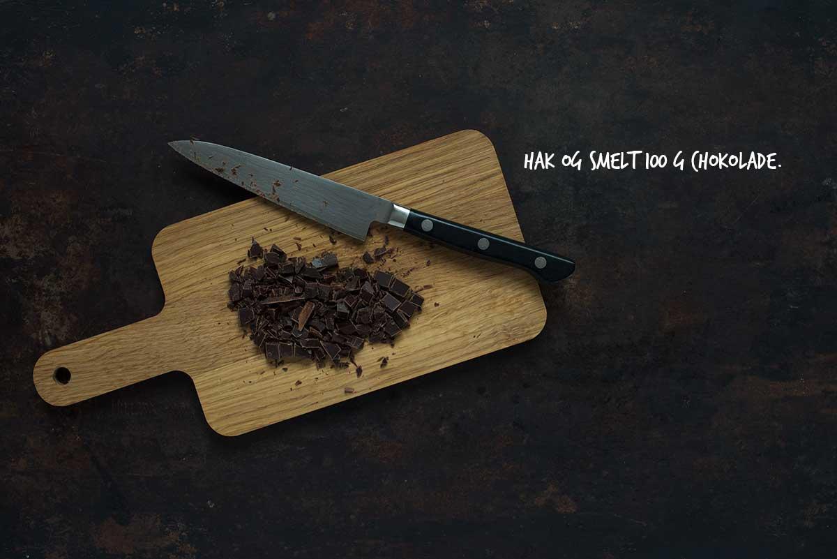 Opskrift: Træstammer | Frk. Kræsen