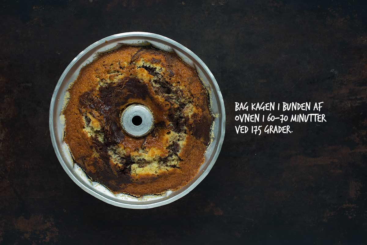 Opskrift: Marmorkage | Frk. Kræsen