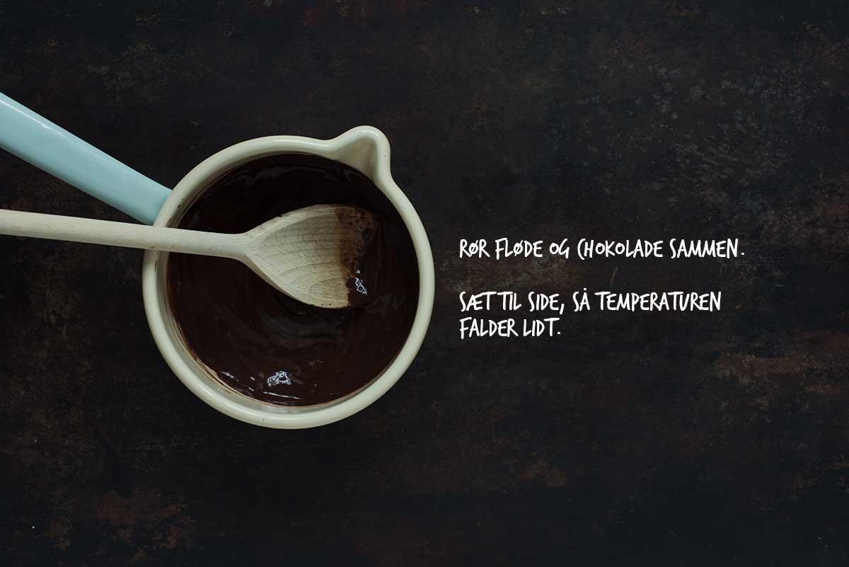 Opskrift: Chokolademousse | Frk. Kræsen