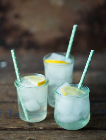Opskrift: Drinken Tom Collins | Frk. Kræsen