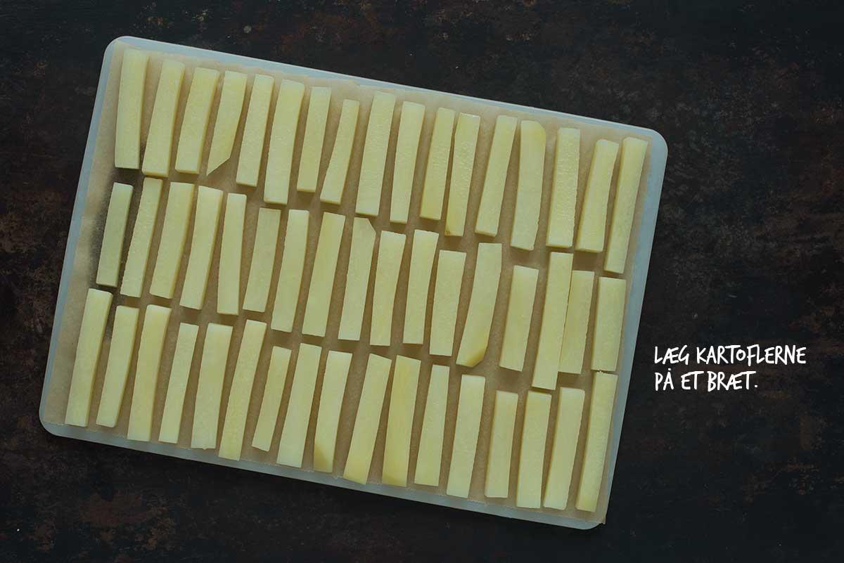 Opskrift: Pommes frites | Frk. Kræsen