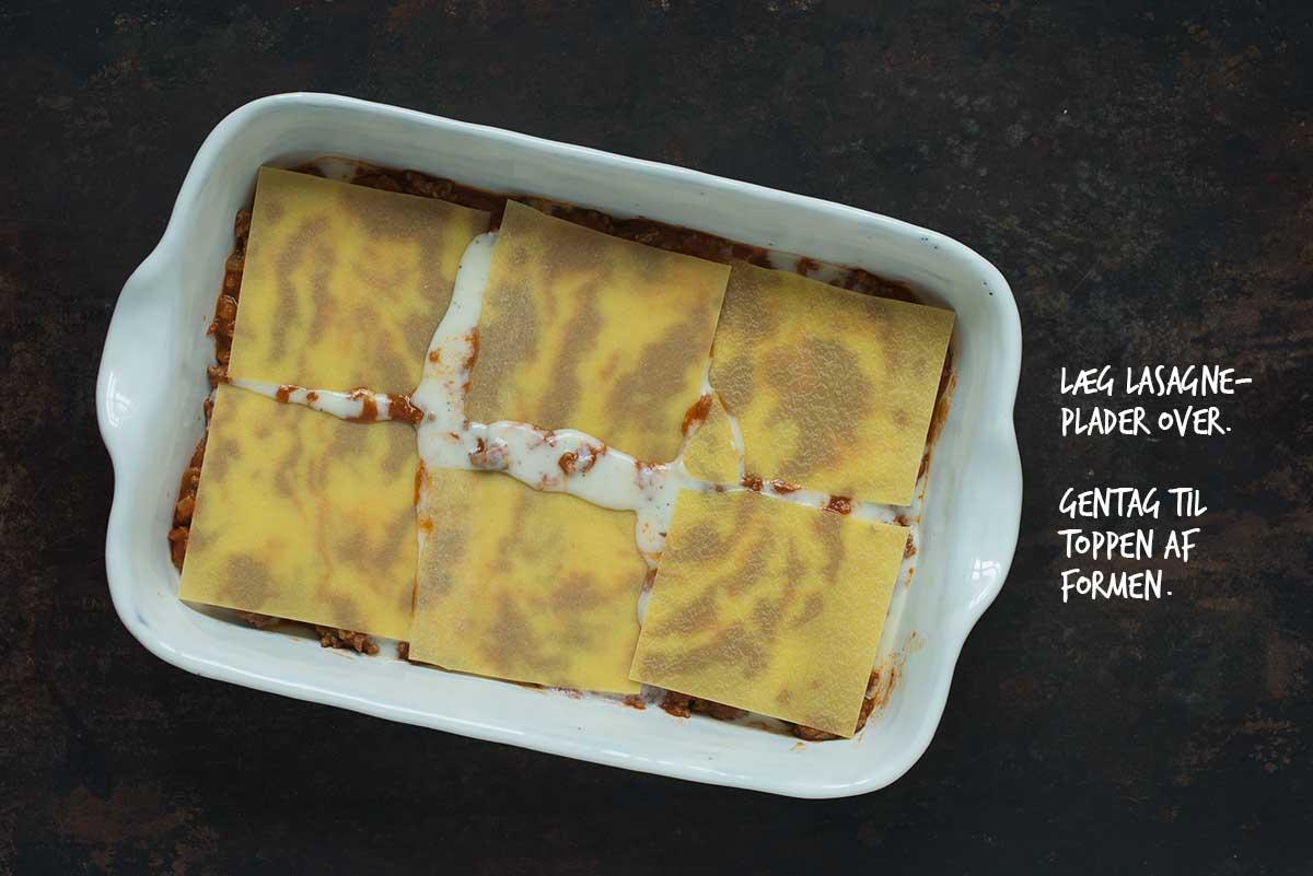 Opskrift: Lasagne | Frk. Kræsen
