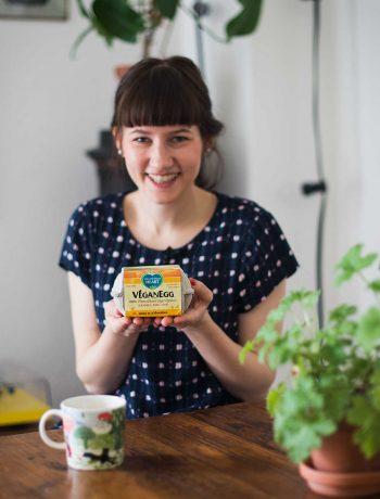 Frk. Kræsen tester veganske æg
