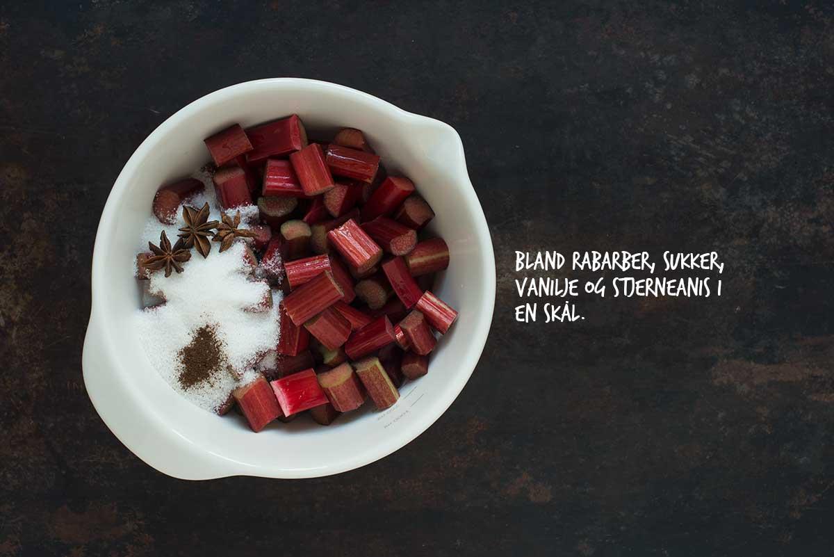 Opskrift: Rabarberkompot | Frk. Kræsen