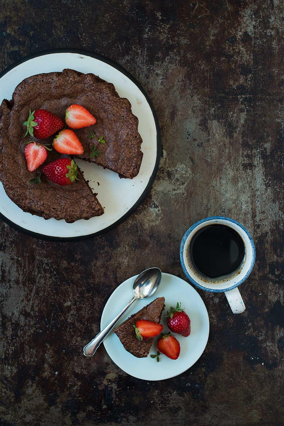 Opskrift: Chokoladekage med appelsin | Frk. Kræsen