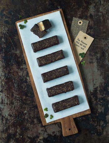 Opskrift: Chokoladebars | Frk. Kræsen
