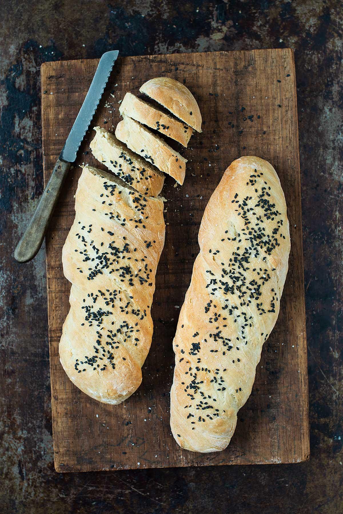 Opskrift: Baguettes | Frk. Kræsen