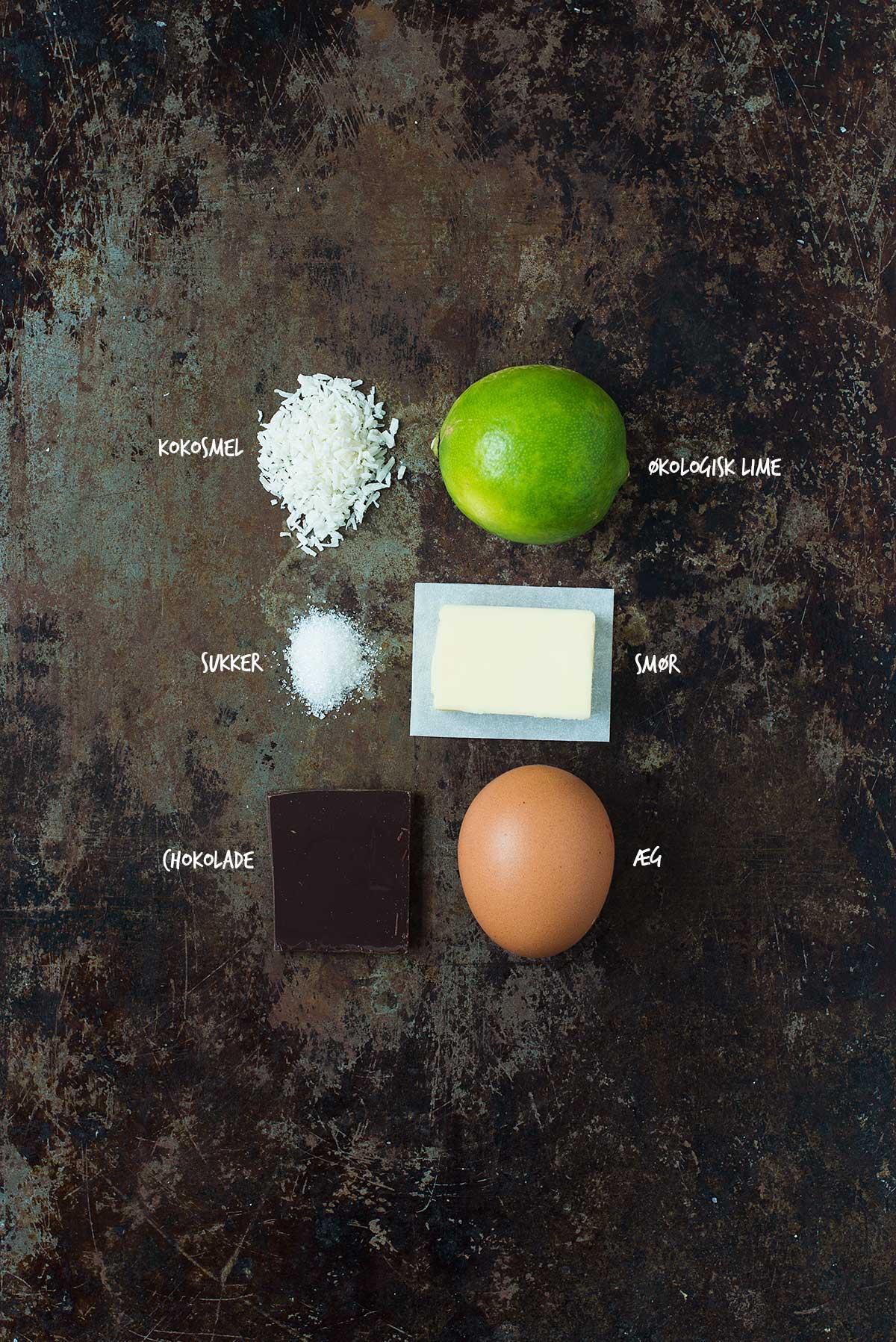 Opskrift: Kokostoppe | Frk. Kræsen