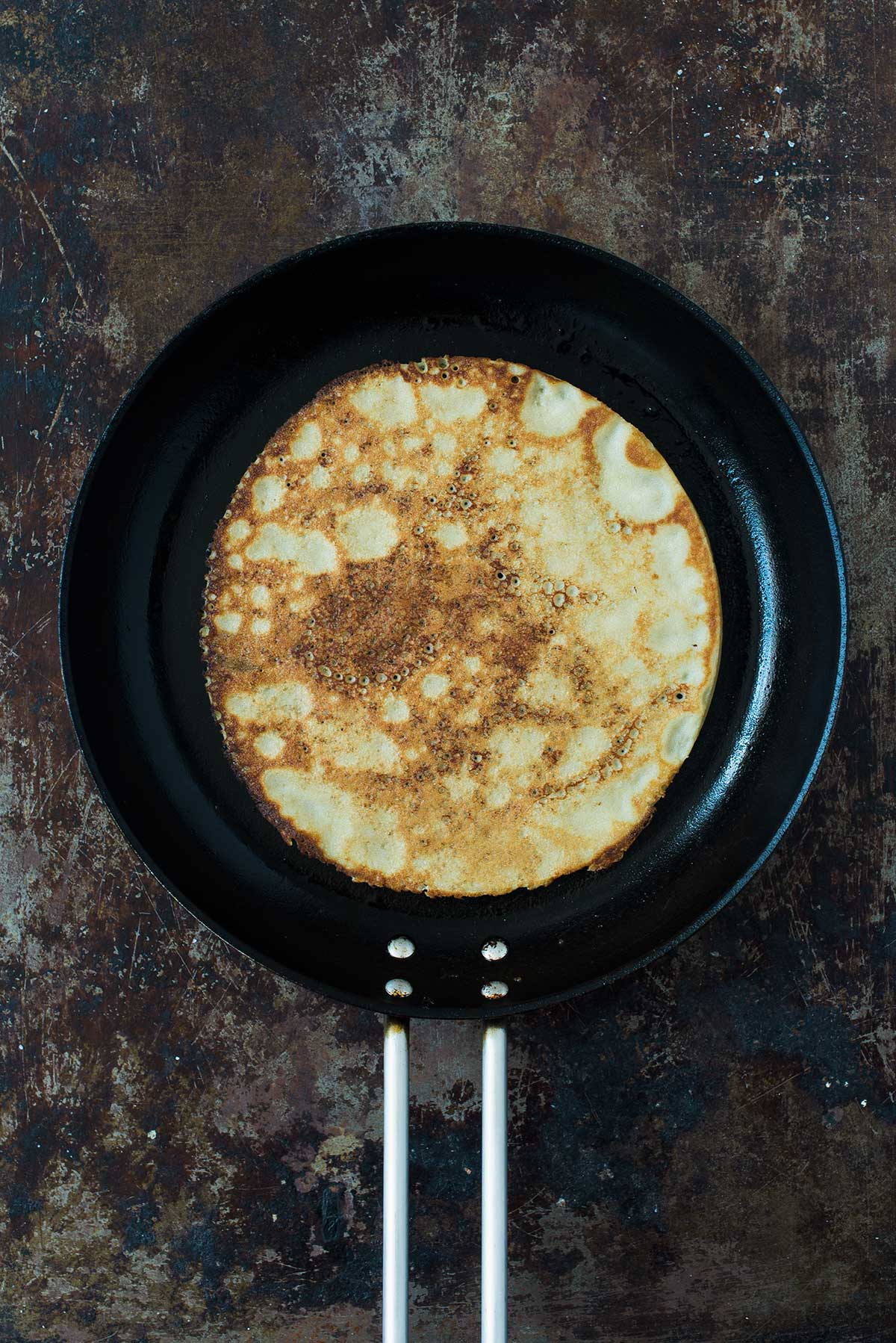 Opskrift: Glutenfrie pandekager | Frk. Kræsen