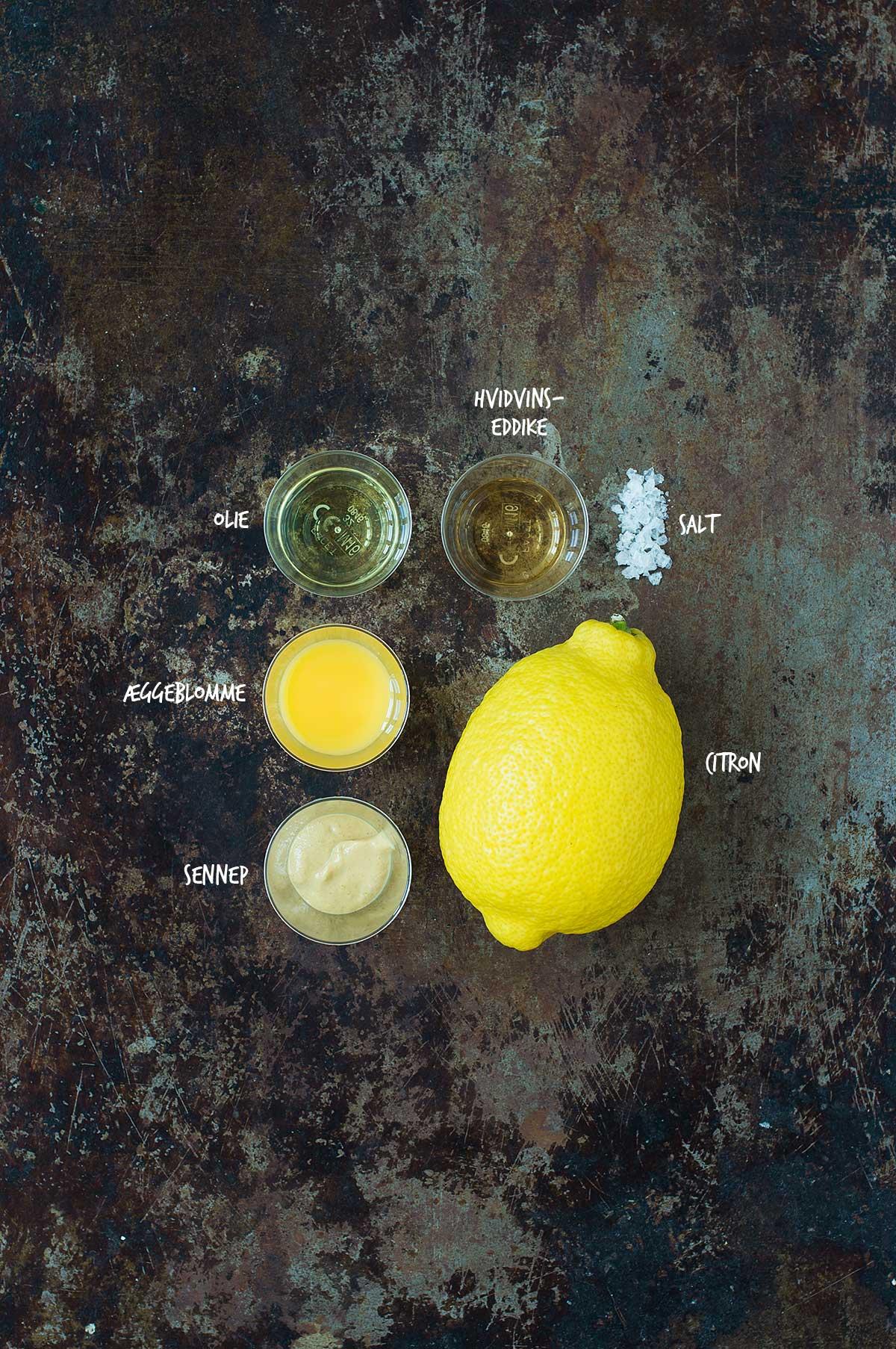 Opskrift: Mayonnaise | Frk. Kræsen